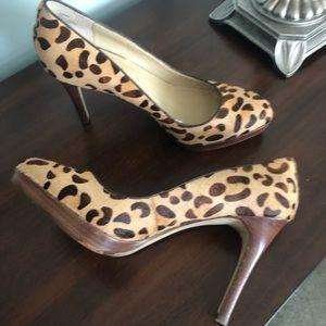 Steve Madden Cheetah Print Shoes.